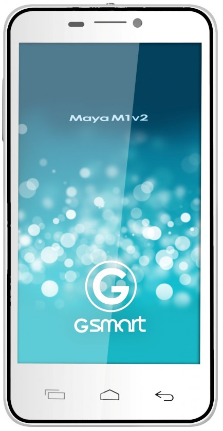 Dual SIM telefón Gigabyte GSmart MAYA M1v2