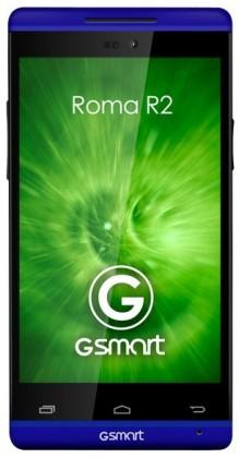 Dual SIM telefón  Gigabyte GSmart ROMA R2Blue