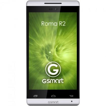 Dual SIM telefón Gigabyte GSmart ROMA R2 PLUS White ROZBALENO