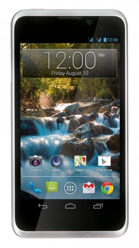 Dual SIM telefón Gigabyte GSmart SIMBA SX1 White