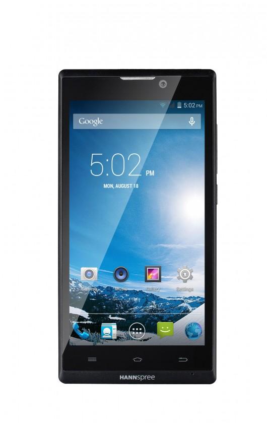 Dual SIM telefón HANNSPREE SmartPhone SN50MC1B