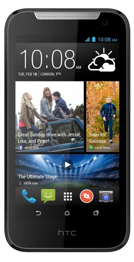 Dual SIM telefón HTC Desire 310 (V1) DualSim, bílá