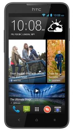 Dual SIM telefón HTC Desire 516 (V2) dual SIM - Dark Gray