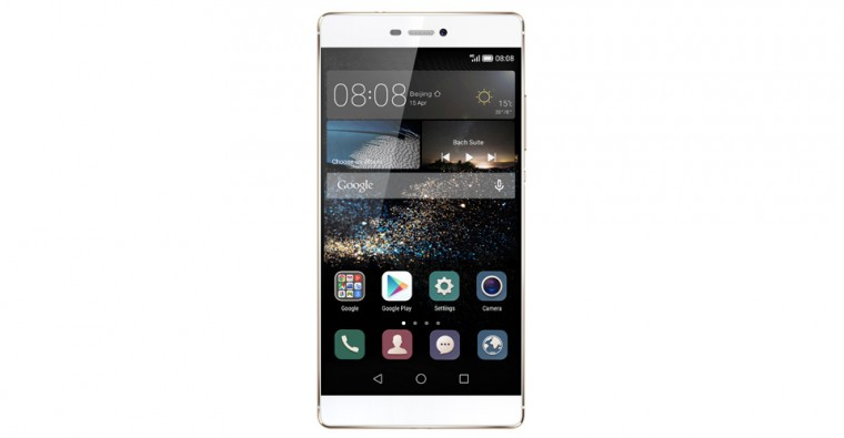 Dual SIM telefón Huawei P8 Lite Dual Sim, biela