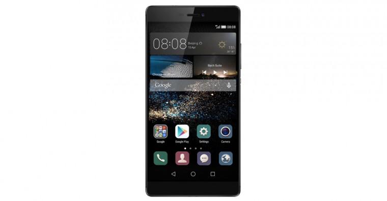 Dual SIM telefón HUAWEI P8 Lite Dual Sim Black ROZBALENÉ