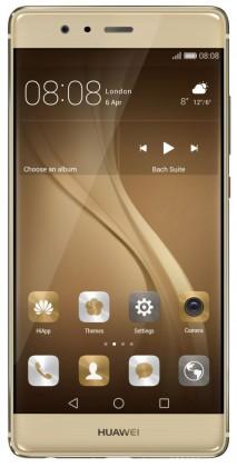 Dual SIM telefón HUAWEI P9 Prestige Gold Dual Sim