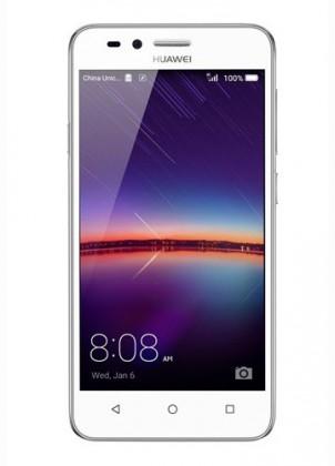 Dual SIM telefón Huawei Y3 II Dual SIM, biela