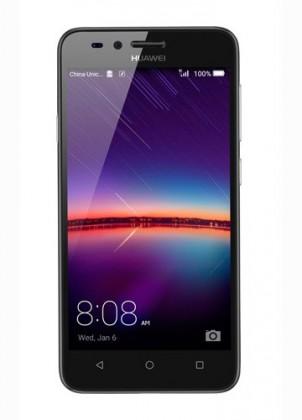 Dual SIM telefón Huawei Y3 II Dual SIM, čierna