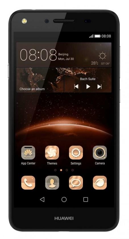 Dual SIM telefón Huawei Y5 II Dual Sim, čierna