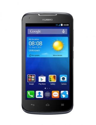 Dual SIM telefón HUAWEI Y540 Dual SIM Black