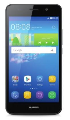 Dual SIM telefón Huawei Y6 Dual SIM, čierná