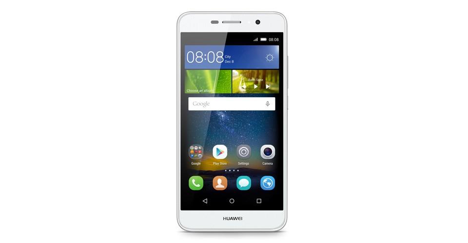 Dual SIM telefón HUAWEI Y6 PRE Dual Sim White POUŽITÝ, NEOPOTREBOVANÝ TOVAR