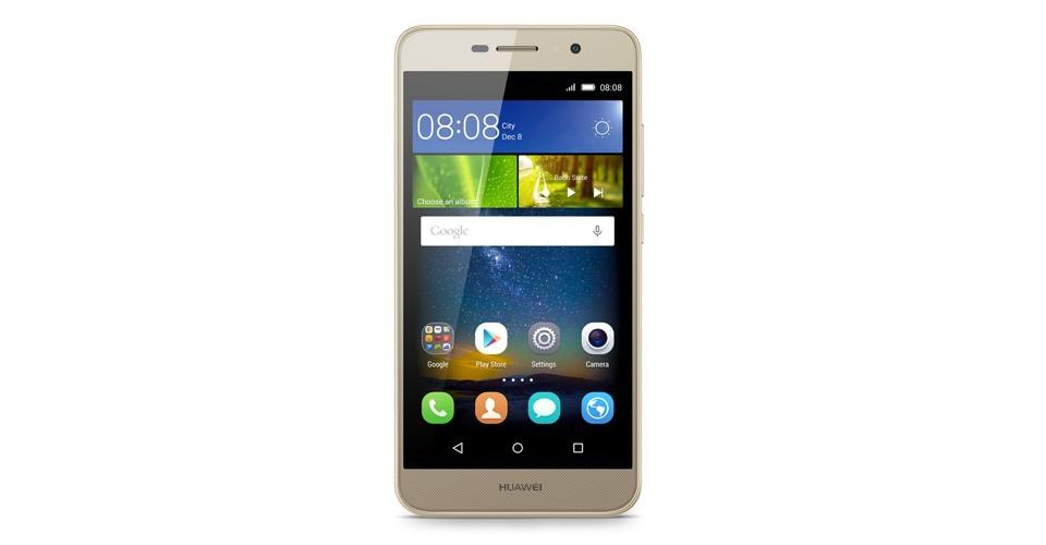 Dual SIM telefón HUAWEI Y6 PRO Dual Sim Gold