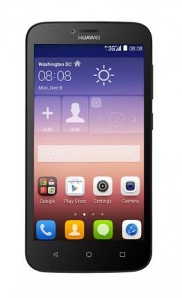 Dual SIM telefón HUAWEI Y625 Dual SIM Black