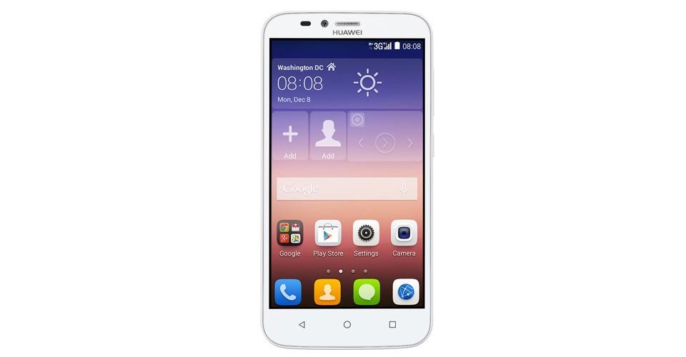 Dual SIM telefón HUAWEI Y625 Dual SIM White
