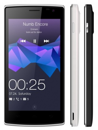 Dual SIM telefón IGET Blackview Breeze