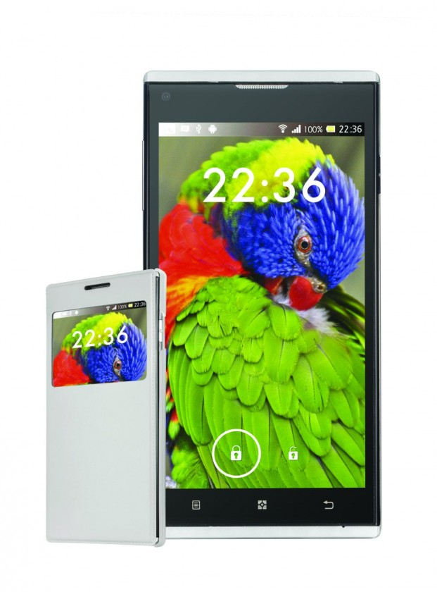Dual SIM telefón IGET Blackview Crown