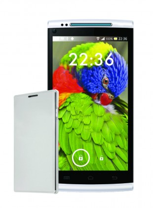 Dual SIM telefón IGET Blackview JK900