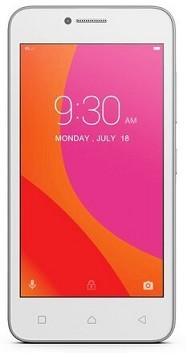 Dual SIM telefón Lenovo A Plus Dual, biela