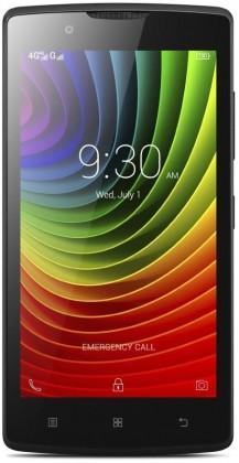 Dual SIM telefón Lenovo A2010a, čierna