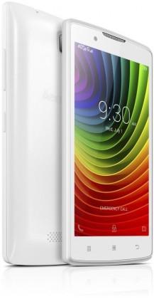 Dual SIM telefón Lenovo A2010a White
