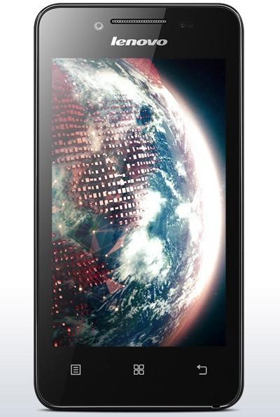 Dual SIM telefón Lenovo A319 Black