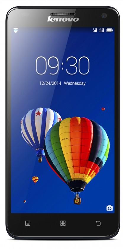 """Dual SIM telefón LENOVO S580 Quad-core1.2Ghz, 5""""HD IPS,Dual-Sim,1GB,8GB ROZBALENO"""