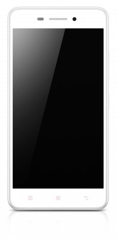 Dual SIM telefón LENOVO S60 Biela