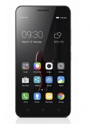 Dual SIM telefón Lenovo Vibe C čierna