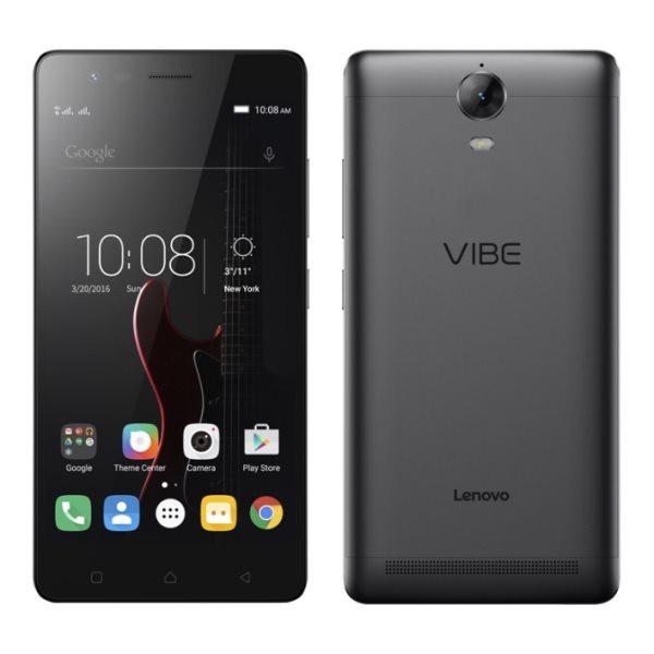 Dual SIM telefón Lenovo Vibe K5 Note Dual SIM Grey