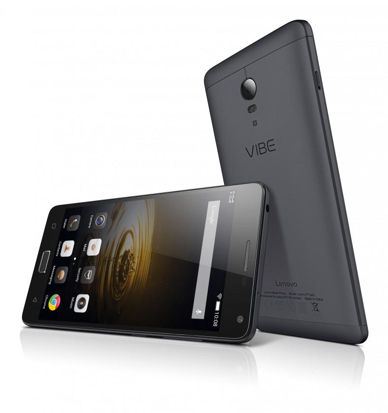 Dual SIM telefón Lenovo VIBE P1 Graphite Grey Dual SIM