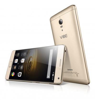 Dual SIM telefón Lenovo Vibe P1 PRO Dual Gold