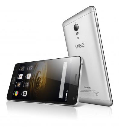Dual SIM telefón Lenovo Vibe P1 PRO Dual Silver