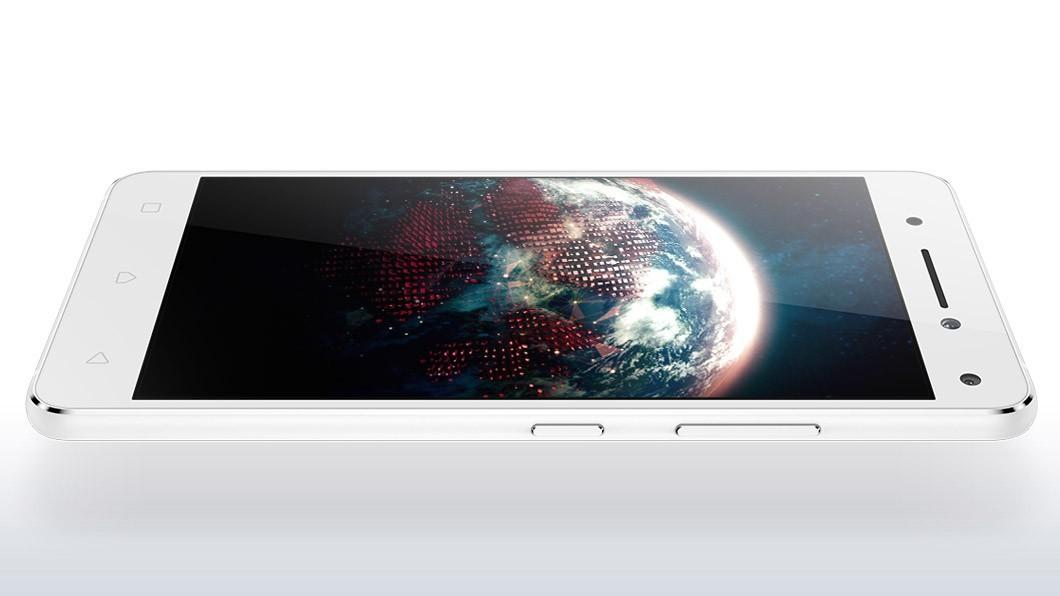 Dual SIM telefón Lenovo VIBE S1 White ROZBALENÉ