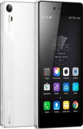 Dual SIM telefón Lenovo Vibe SHOT, biely