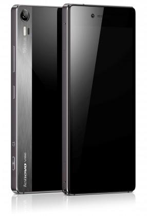 Dual SIM telefón Lenovo Vibe SHOT šedý