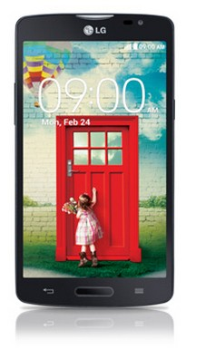Dual SIM telefón LG L80 (D373EU) Black