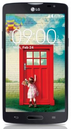 Dual SIM telefón LG L80 (D373EU) Black ROZBALENO