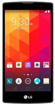 Dual SIM telefón LG Magna (H500f) - Titan