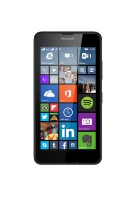 Dual SIM telefón Microsoft Lumia 640 Dual SIM, black