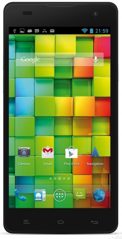 Dual SIM telefón myPhone CUBE