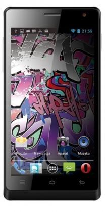 Dual SIM telefón myPhone FUN 2, čierny POUŽITÝ, NEOPOTREBOVANÝ TOVAR