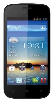 Dual SIM telefón  myPhone FUN černý