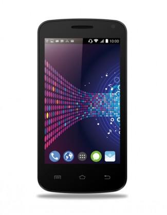 Dual SIM telefón myPhone FUNKY Black