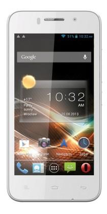 Dual SIM telefón  myPhone NEXT bílý
