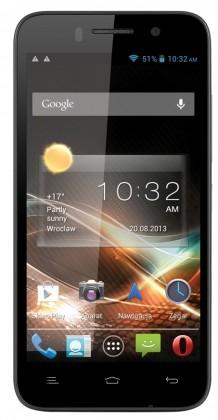 Dual SIM telefón  myPhone NEXT černý