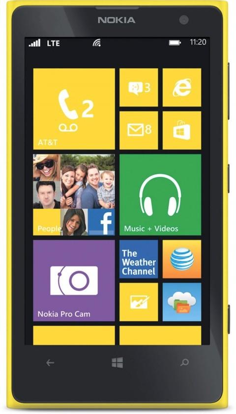 Dual SIM telefón Nokia Lumia 630 (Dual SIM) Bright Yellow + Black zadní kryt