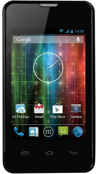 Dual SIM telefón Prestigio MultiPhone 3350 DUO