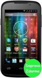 Dual SIM telefón  Prestigio MultiPhone 3400 DUO black