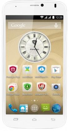 Dual SIM telefón Prestigio MultiPhone 3502 DUO biely